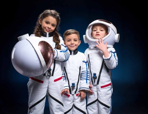 Science Starz workshops celebrate 50 years since the moon landing at the NI Science Festival 2019