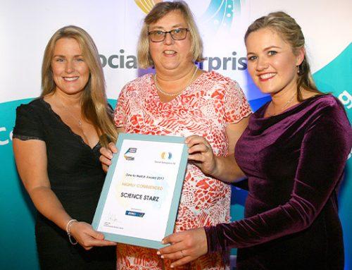 Social Enterprise NI announce winners and leading social entrepreneurs at their gala awards